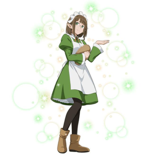 ダンメモ ダンまち アプリ 攻略 豊饒の女戦士ガチャ エイナ・リューをゲット!