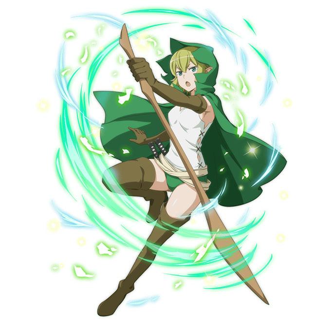 ダンメモ ダンまち アプリ 攻略 英雄試練ピックアップガチャで[疾風]リュー・リオンを手に入れよう!