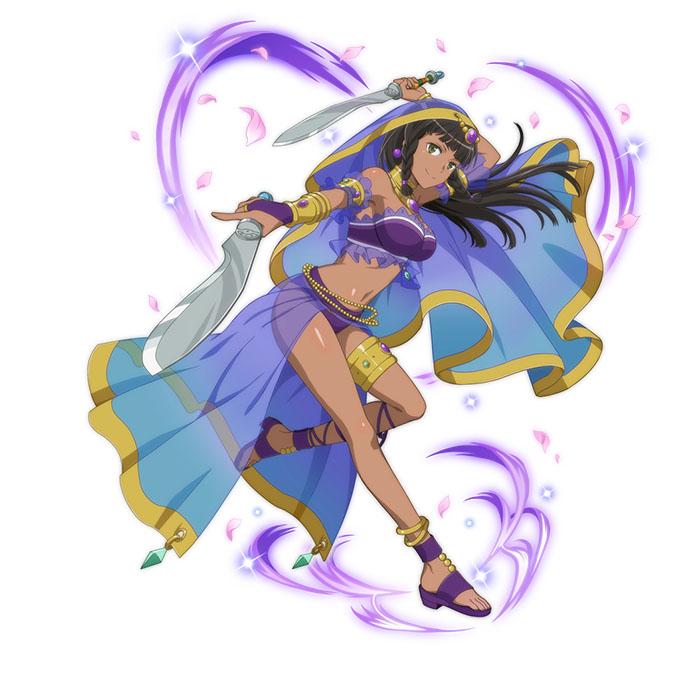 妖艶なる踊り子ガチャ 開催!★4ティオナ、★4ティオネ、★3ゴブニュをゲット!