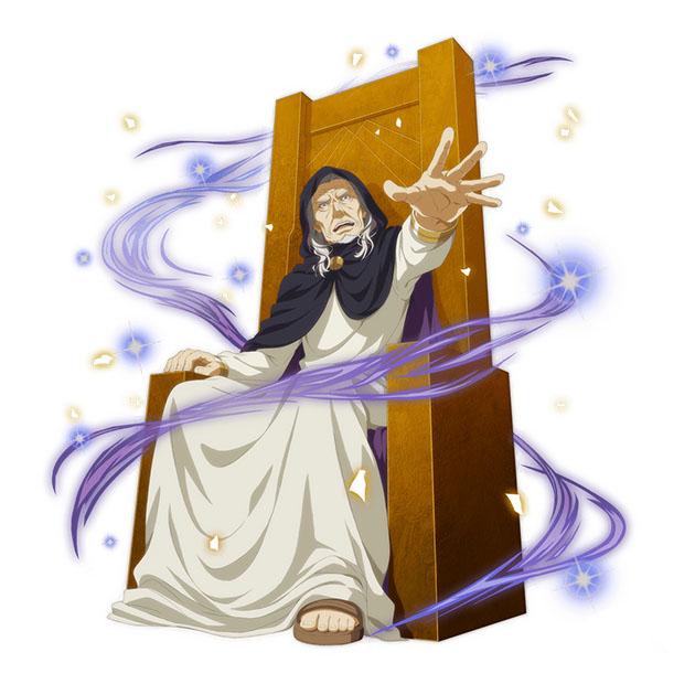 ダンメモ ダンまち ギルドの主神と謎の魔術師ガチャ 開催!フェルズ・ウラノスをゲット!